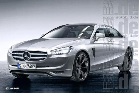 Mercedes E Superlight: Vorschau - autobild.de