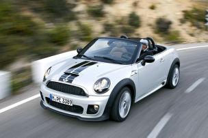 Das ist der Mini Roadster