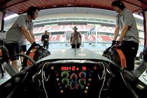 Formel 1: Video der Woche