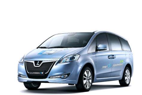 Luxgen 7 MPV EV