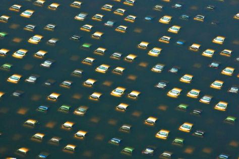 Flutkatastrope in Thailand - autobild.de