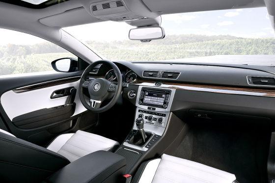 VW Passat CC (2012)
