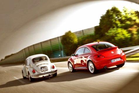 Beetle Trifft Tuning K 228 Fer Vergleich Autobild De