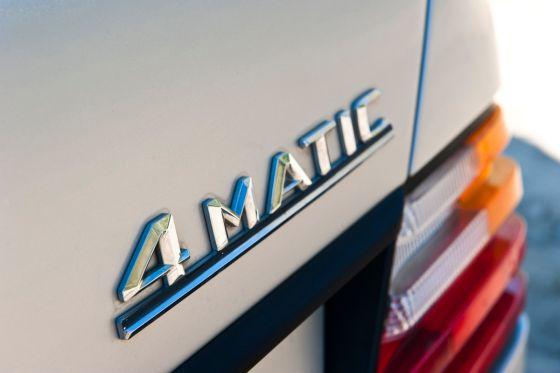 Mercedes 300 E 4Matic W124