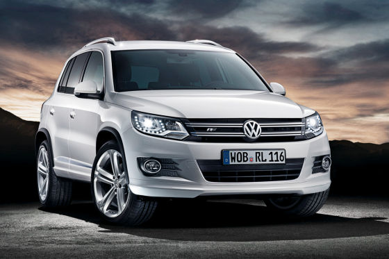 vw tiguan r line preis. Black Bedroom Furniture Sets. Home Design Ideas