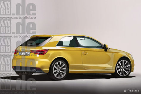 So kommt der neue Audi A3 - autobild.de