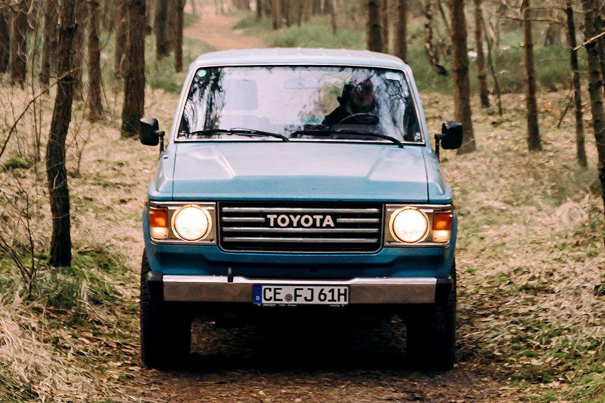 Toyota Land Cruiser GX