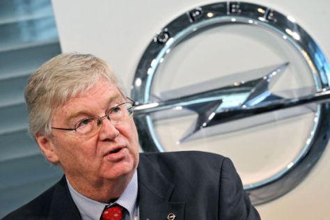GM-Europe-Aufsichtsratschef Nick Reilly