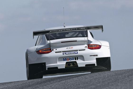 Porsche 911 GT3 RSR  (2012)