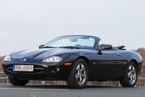 Jaguar XK 8: Gebrauchtwagentest - autobild.de