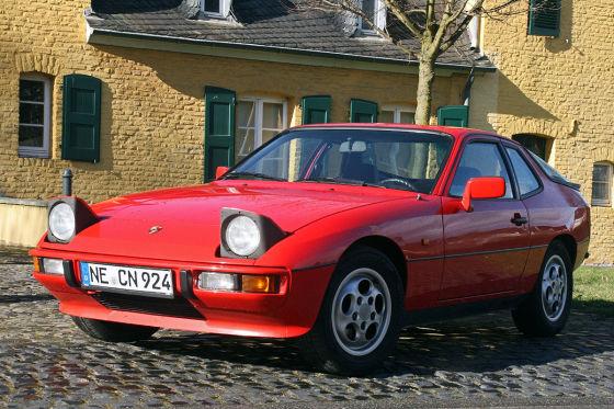 173   Porsche 924 S  (1986)