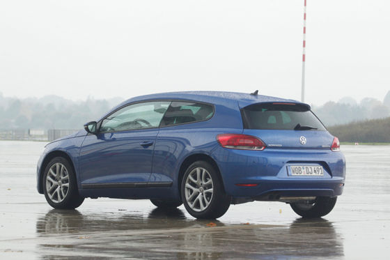 Video: VW Scirocco