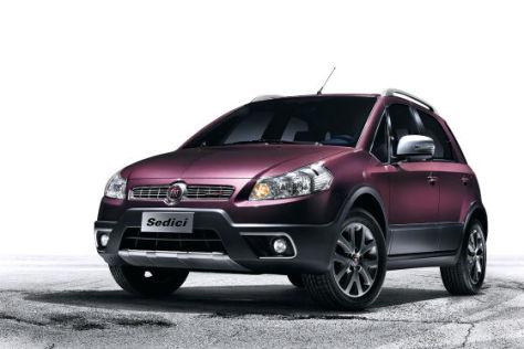 Fiat Sedici (2012)