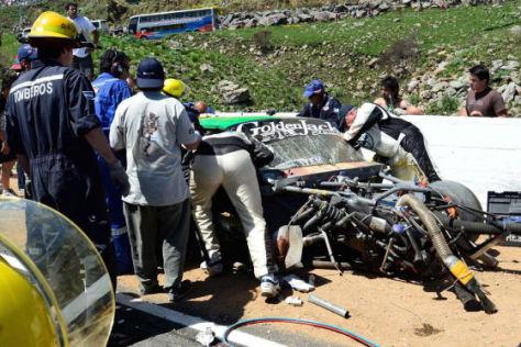 Motorsport: Erneut tödlicher Unfall