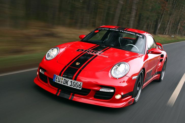 DKR Porsche 911 Turbo