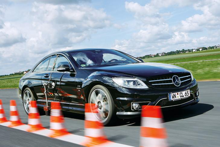 MKB Mercedes CL 65/12 BT