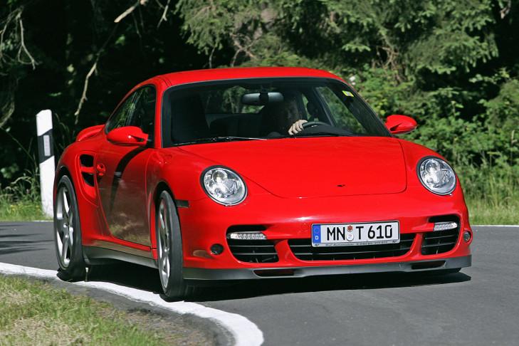 Ruf Porsche 911 Rt 600