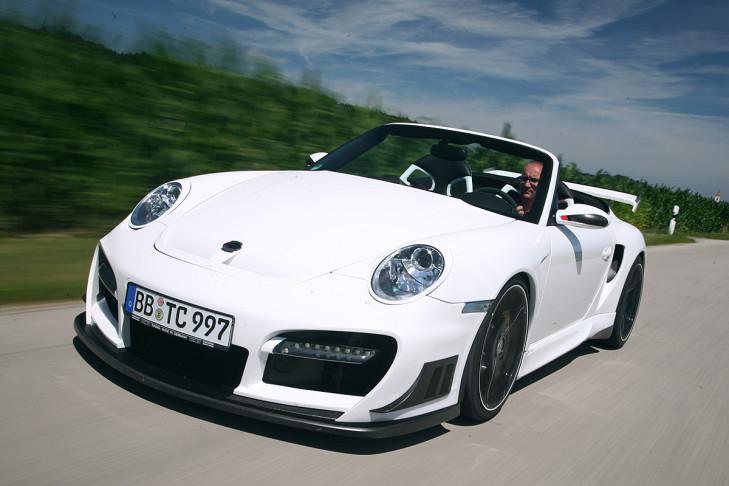 TechArt 911 GT Street Cabrio