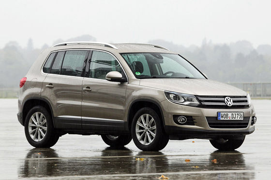 Video: VW Tiguan