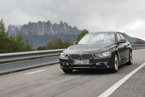 Fahrbericht So Gut Ist Der Neue Bmw 3er Als Diesel Autobildde