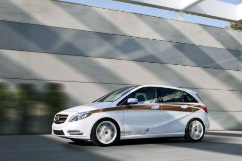 Mercedes-Benz B-Klasse E-Cell Plus (W 246) 2011
