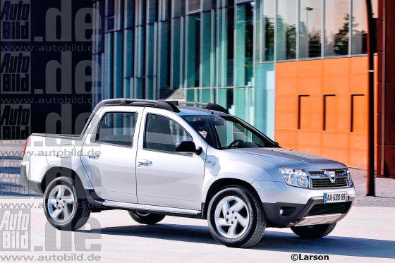 Dacia dreht auf