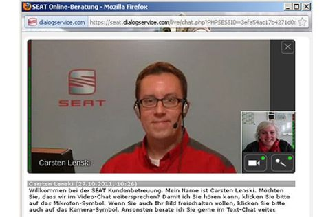 Seat-Video-Chat