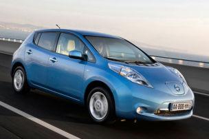 Der Nissan Leaf kommt