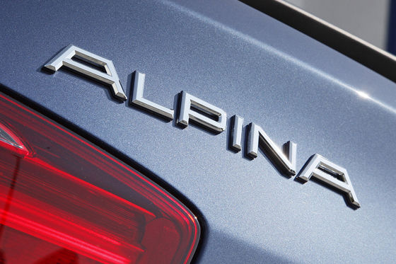 Video: Alpina B3 Biturbo
