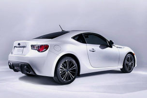 Subarus Serien-Sportler