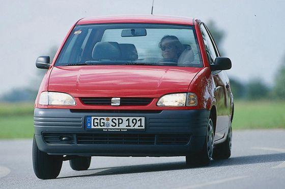 Seat Arosa 1.0 MPI