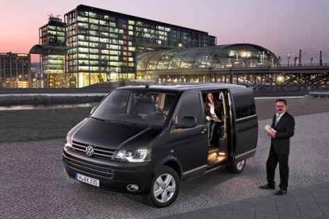 Vw Multivan Business Vorstellung Autobild De