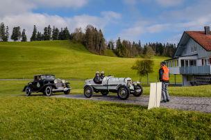 Programm der Rallye