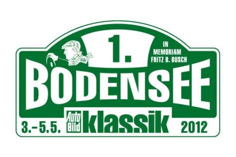1. Rallye Bodensee-Klassik 2012