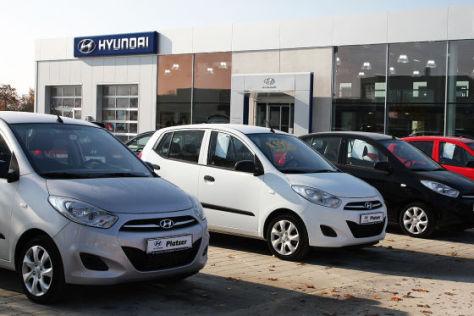 Hyundai-Händler