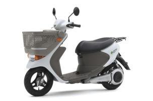 Suzukis Scooter-Zukunft