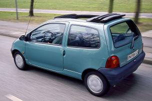 Autos der 90er-Jahre