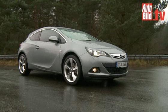Video: Opel Astra GTC