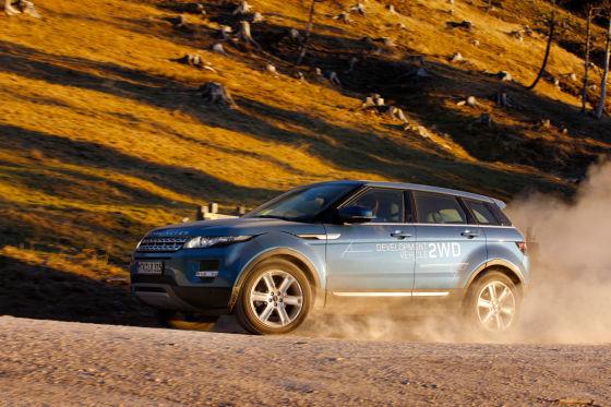 Range Rover Evoque eD4