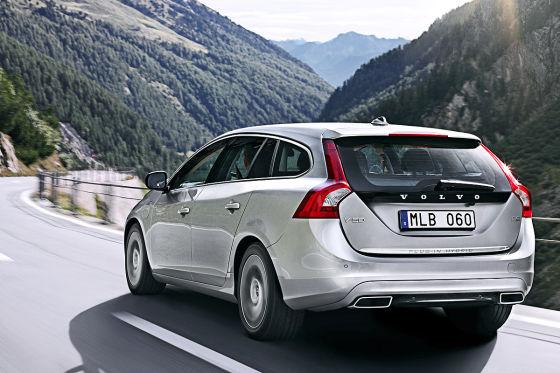 Volvo V 60 Plug-in-Hybrid Diesel