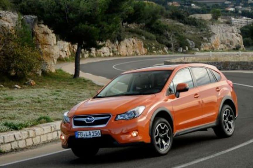 Subaru auf neuen Wegen