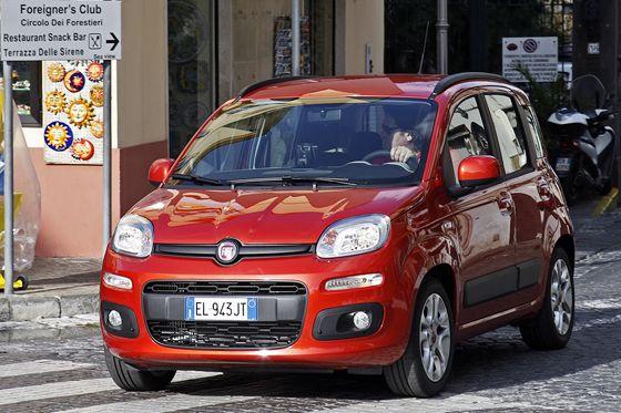 Video: Fiat Panda TwinAir Turbo