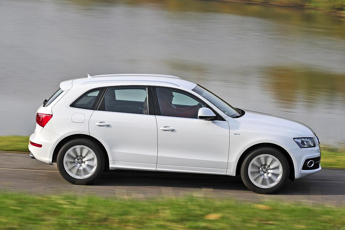 Bilder: Hybridautos bis 60.000 Euro