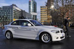 BMW testet den i3-Antrieb
