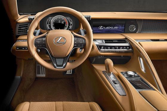 Lexus Detroit-Studie