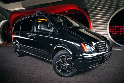Getunter Mercedes Vito: Luxus-Interieur von Vilner - autobild.de