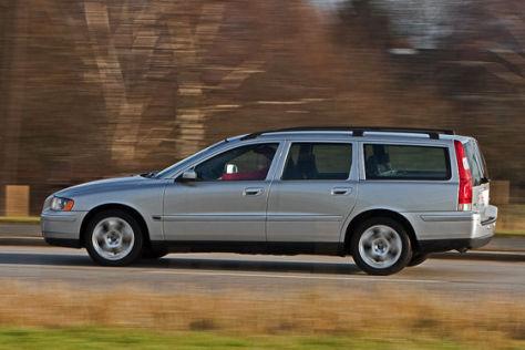 Volvo V70 Im Gebrauchtwagentest Autobild De