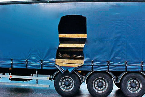lkw ladungsdiebstahl auf autobahnen. Black Bedroom Furniture Sets. Home Design Ideas
