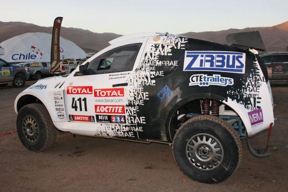 Pro Dakar McRae Enduro 4x4