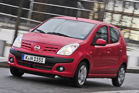 Video: Nissan Pixo More